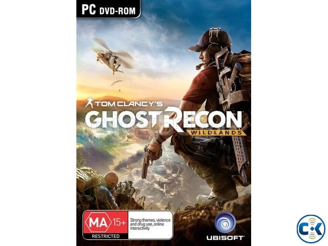 Tom Clancy s Ghost Recon Pc Game | ClickBD large image 0