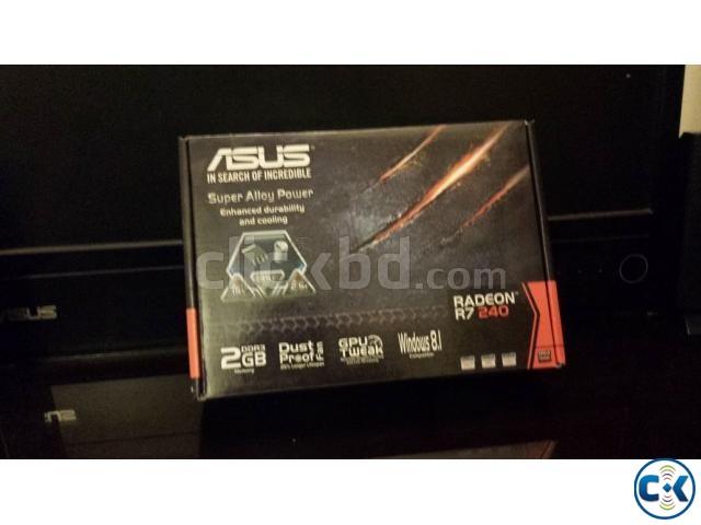 Asus Radeon R7240 2GB DDR3 | ClickBD large image 0