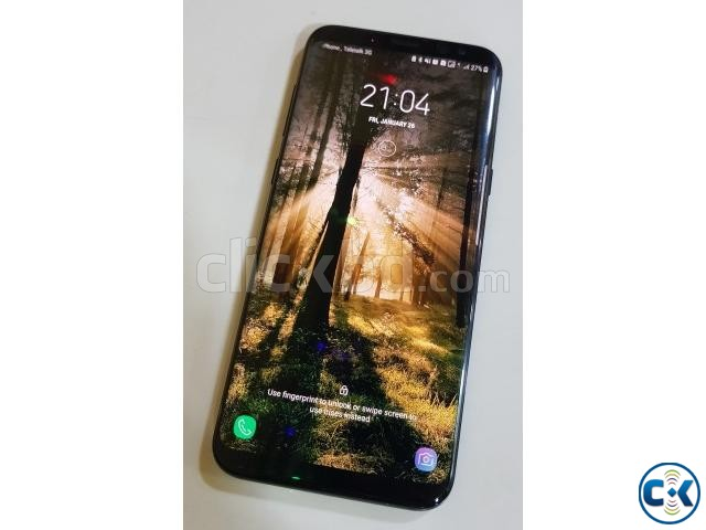 Samsung Galaxy S8 Plus Original with free Wireless Charger | ClickBD large image 0