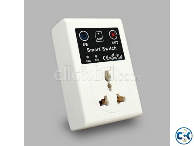GSM SMS Control Wireless Socket | ClickBD large image 2