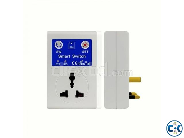 GSM SMS Control Wireless Socket | ClickBD large image 3