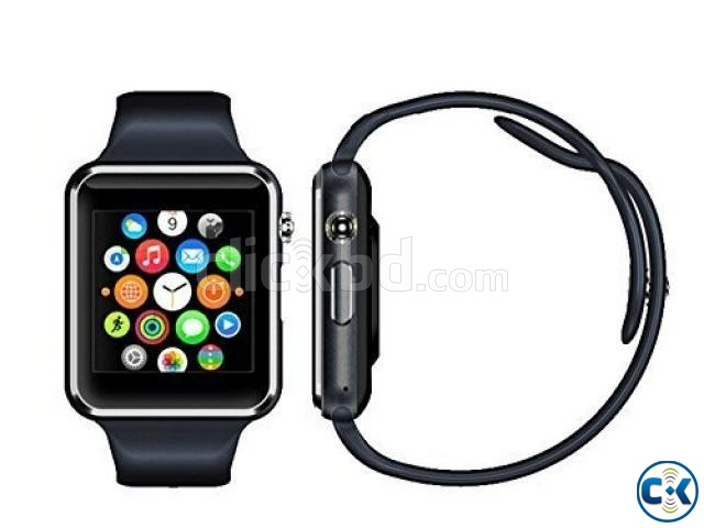 smart Mobile watch i-watch W8 | ClickBD large image 0