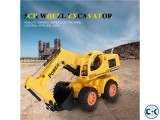 RC Truck Wire Control Excavator Toy
