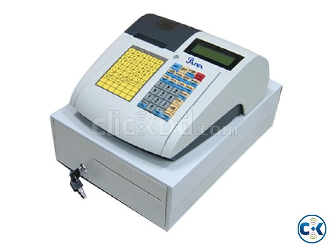 CASH REGISTER ECR MACHINE | ClickBD large image 0