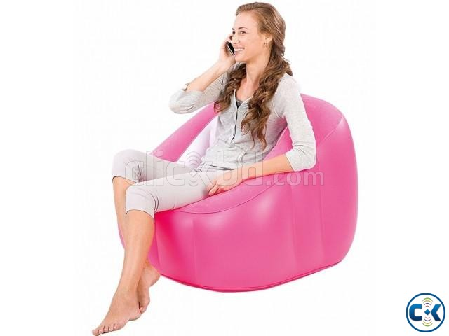 Cube Inflatable Playroom Chair | ClickBD large image 2