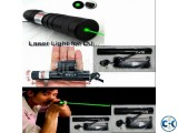 Laser Pointer Rechargeable Green
