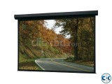 Wall Ceiling Projection Screen 96 x 96