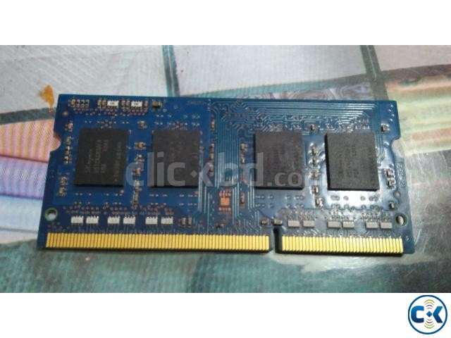 DDR3 STD 4 GB RAM for Laptop | ClickBD large image 1