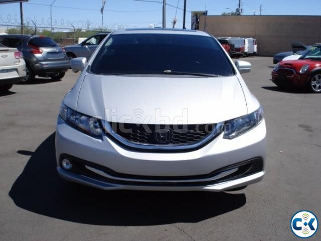 2015 Honda Civic EX for sale | ClickBD large image 0
