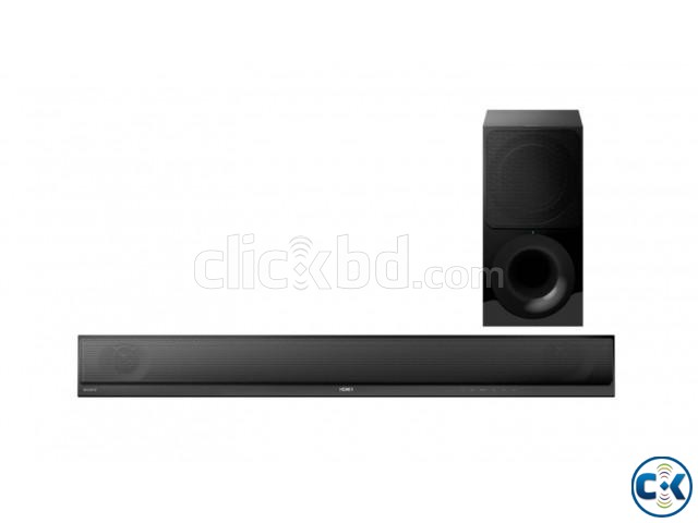 Sony CT800 Powerful sound bar with 4K | ClickBD large image 0