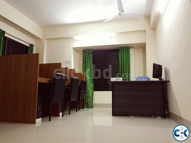 Furnished Office Rent Baridhara DOHS | ClickBD large image 0