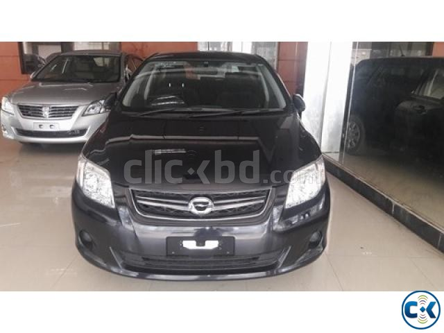 TOYOTA FIELDER X 2012 BLACK | ClickBD large image 0