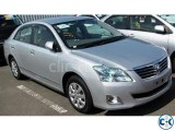 TOYOTA PREMIO GREEN SELECTION 2012 SILVER