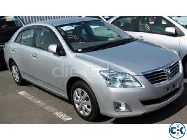 TOYOTA PREMIO GREEN SELECTION 2012 SILVER | ClickBD large image 0