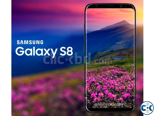 Brand New Samsung Galaxy S8 64GB Sealed Pack 3 Yr Warranty | ClickBD large image 2