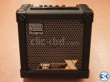 Roland Cube 20X Guitar Amplifier For Sell Call-01918797473