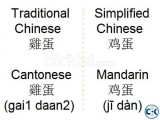 MANDARIN CHINESE IN DHAKA - 3 MONTHS COURSE