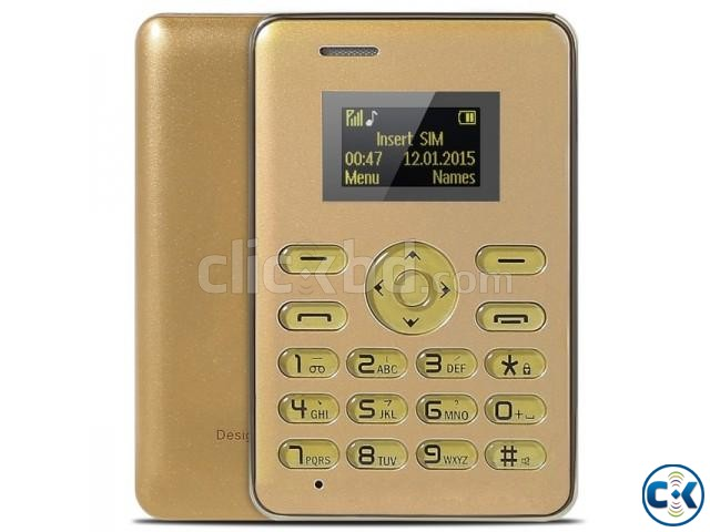 CARD PHONE AIEK Q3 | ClickBD large image 0