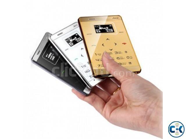 CARD PHONE AIEK M3 | ClickBD large image 0