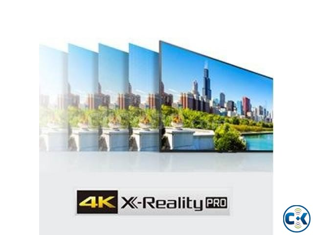 Sony Bravia X7500E 4K UHD 43 High Dynamic Android LED TV | ClickBD large image 4