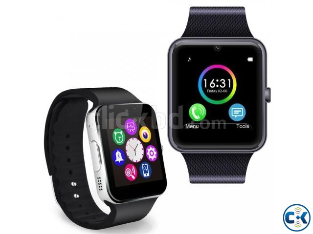 Q7s smart Mobile watch | ClickBD large image 0