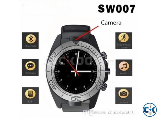SW007 Smart Watch | ClickBD large image 0