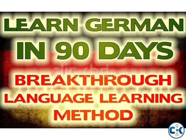 German Language Course A1 B1 Chittagong Online  | ClickBD large image 1