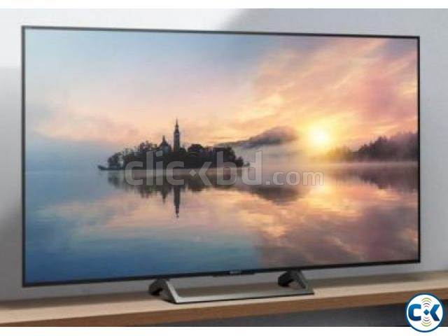 43 X7000E Sony 4K HDR TV  | ClickBD large image 1