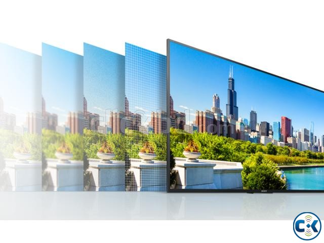 43 X8000E Sony4K HDR Android TV  | ClickBD large image 1