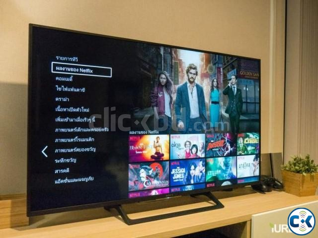 49 X7000E Sony 4K HDR Smart TV  | ClickBD large image 0