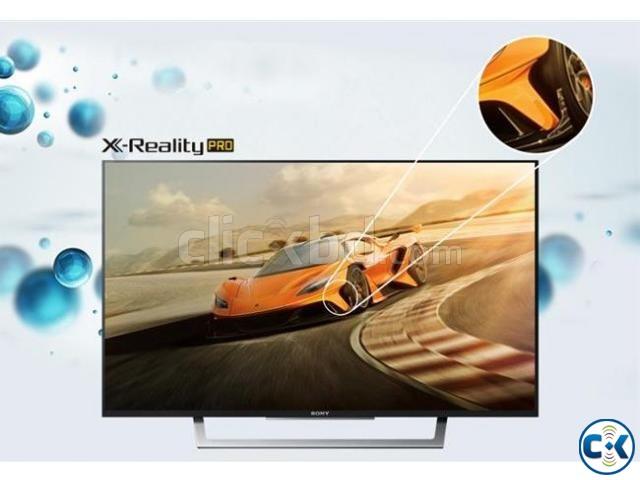 Sony Bravia KDL 43W750E 43 X-Reality Pro Image Smart TV | ClickBD large image 1
