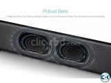 F D E200 Plus 100 Watt 2600 mAh Micro USB Sound Bar Speaker