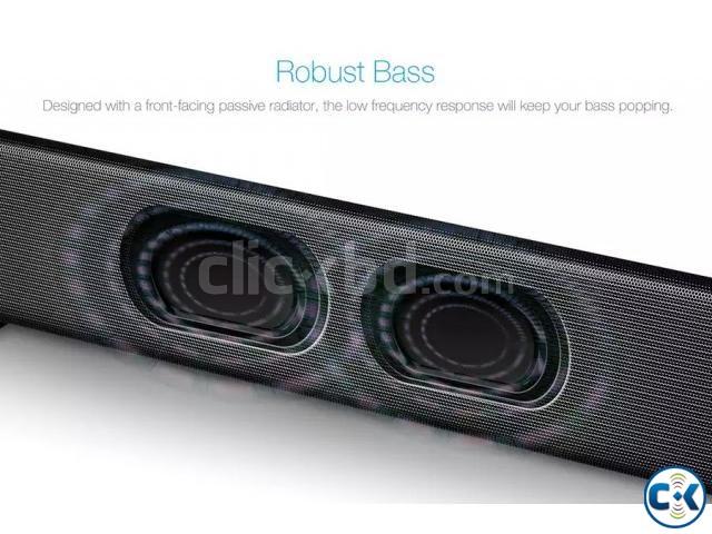 F D E200 Plus 100 Watt 2600 mAh Micro USB Sound Bar Speaker   ClickBD large image 0