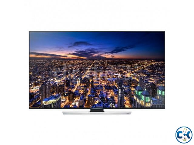 Samsung HU7000 Series 7 UHD 4K 55 Inch Flat Smart LED TV | ClickBD large image 0