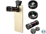 10X Zoom Telephoto Lens Universal Clip-on Cell Phone Lens