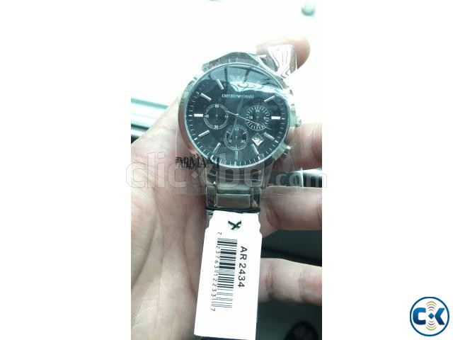 Brand New Original Emporio Armani Watch | ClickBD large image 1