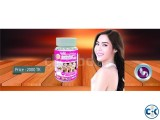 Gluta white fairness capsule