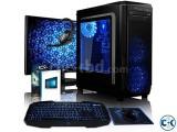 INTEL CORE i3 2GB 250GB 17 LED PC