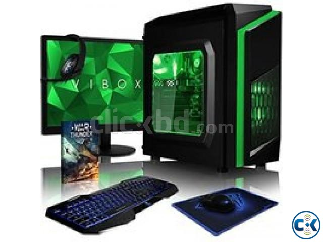 GAMING 7TH GEN 4560 3.5G 4GB 320GB | ClickBD large image 0