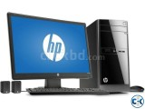 Full New Desktop 2 year warranty I3