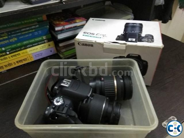 canon 700d | ClickBD large image 0