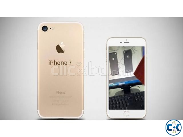 Brand New Apple iphone 7 256GB Sealed Pack 3 Yr Warranty | ClickBD large image 2