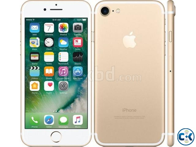 Brand New Apple iphone 7 128GB Sealed Pack 3 Yr Warranty | ClickBD large image 2