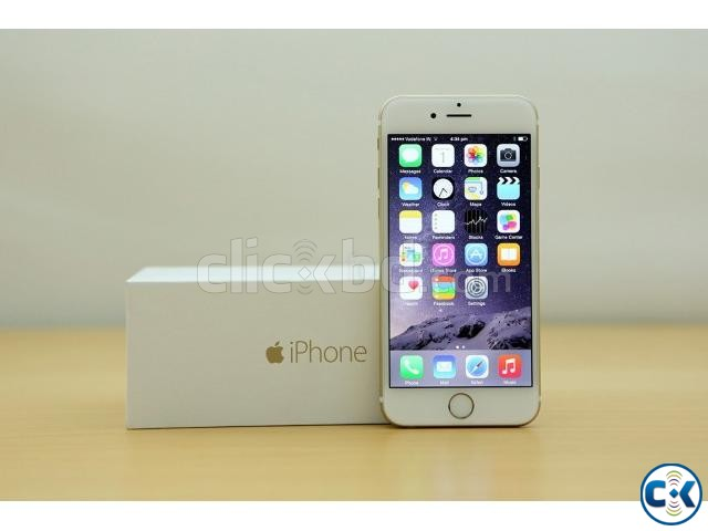 Brand New Apple iphone 6 32GB Sealed Pack 3 Yr Warranty | ClickBD large image 2