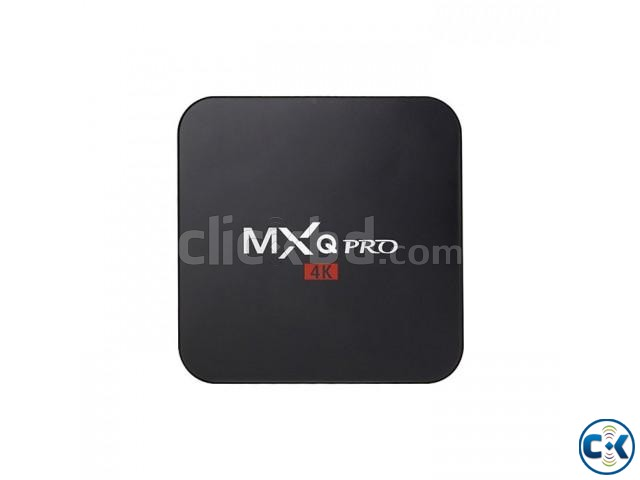 MXQ PRO 4K Android Smart TV Box - Smart TV Box | ClickBD large image 0