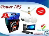 IPS 1500VA 8 Light 8Fan 3Hr backup