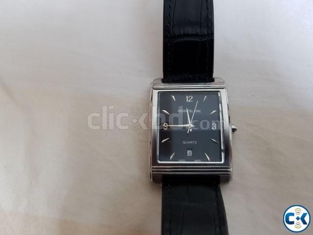 Montblac Replica Quartz Watch | ClickBD large image 0