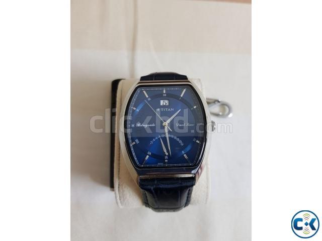 Titan Rectangrade Watch | ClickBD large image 0