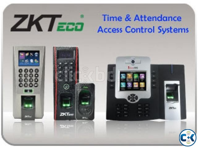 Time Attendance Access Control System | ClickBD large image 0