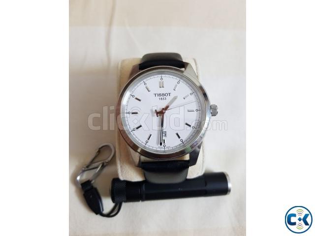 Tissot 100 Swiss Watch | ClickBD large image 0